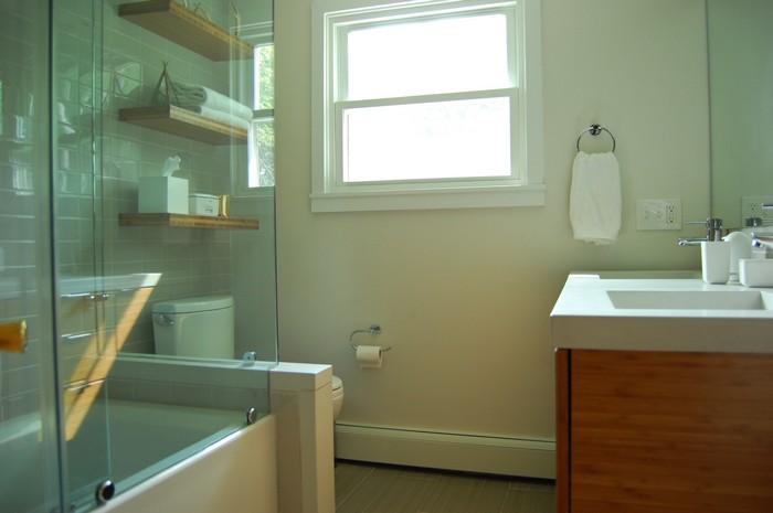 Mid Century Bathroom Remodel 5