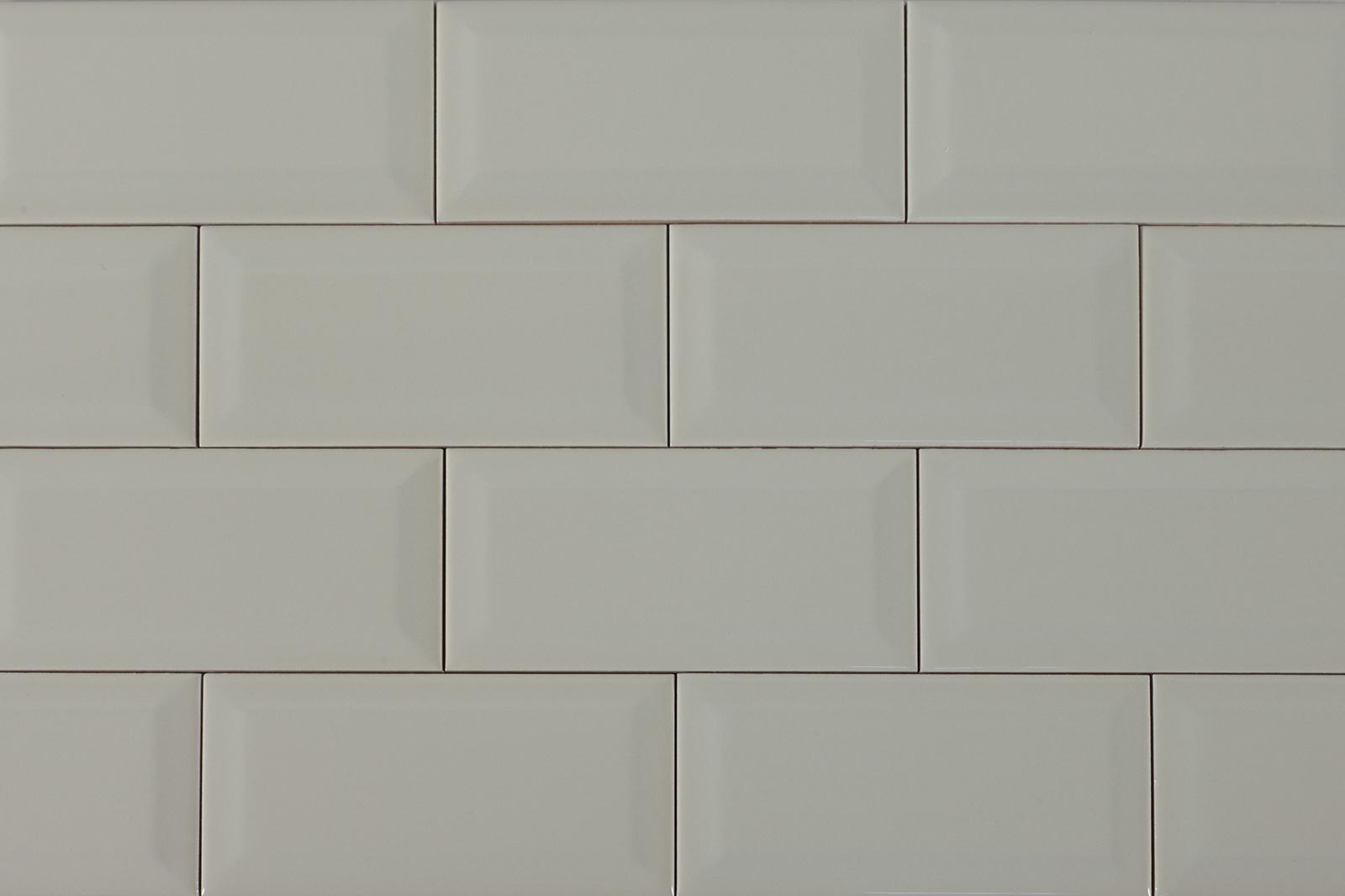 5th Avenue 3 X 6 Ivory Beveled Subway Tile Storka
