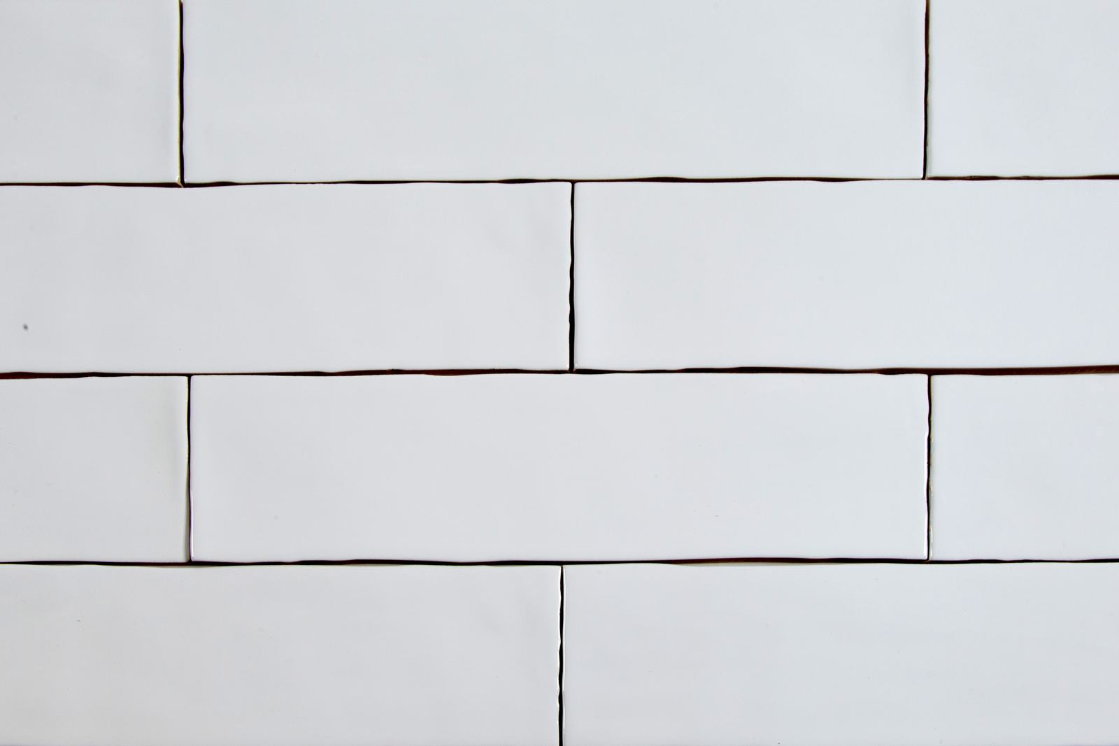 Lusso 3 X 12 Bianco Handmade Look Polished Subway Tile Storka