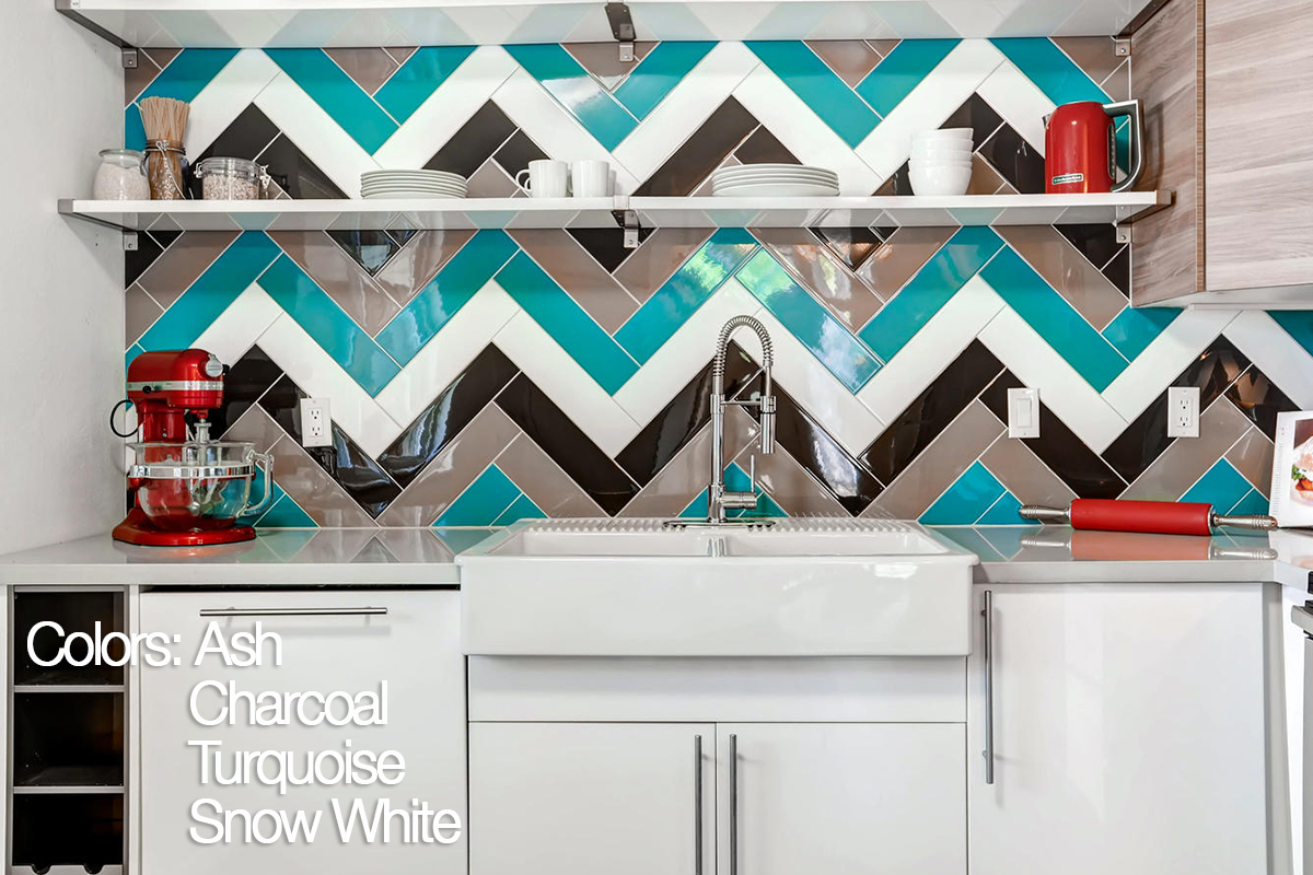 Manhattan 4 x 16 snow white glossy subway tile storka manhattan in color snow white dailygadgetfo Images